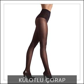 Bayan Külotlu Çorap
